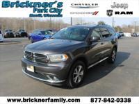 New Price! 2016 Dodge Durango Limited CARFAX One-Owner.