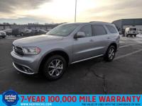Welcome to Hertrich Frederick Ford This Dodge Durango
