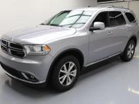 This awesome 2016 Dodge Durango 4x4 comes loaded with