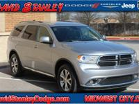 Durango Limited GT, Dodge Certified, 4D Sport Utility,