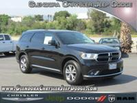 Introducing the 2016 Dodge Durango! It just arrived on