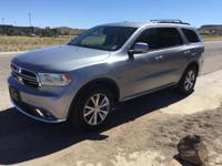 One Owner Vehicle! And Clean Vehicle History!. Durango