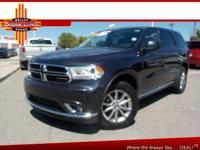 Options:  2016 Dodge Durango Sxt|Awd Sxt 4Dr Suv|Melloy