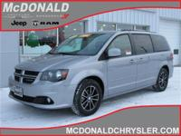 Options:  2016 Dodge Grand Caravan R/T Front-Wheel