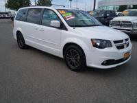 This outstanding example of a 2016 Dodge Grand Caravan