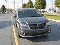 This 2016 Dodge Grand Caravan R/T is offered to you for