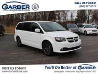Introducing the 2016 Dodge Grand Caravan R/T! Featuring