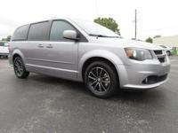 Silver 2016 Dodge Grand Caravan R/T FWD 6-Speed
