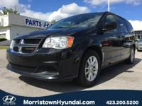 2016 Dodge Grand Caravan SXT 3.6L V6 24V VVT 6-Speed