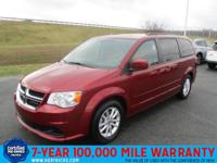 This 2016 Dodge Grand Caravan 4dr Wgn SXT is offered to