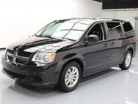 This awesome 2016 Dodge Grand Caravan comes loaded with