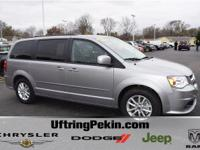 This is a 2016 Dodge Grand Caravan SXT with only 15K
