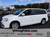 DVD!!This is a 2016 Dodge Grand Caravan SXT with only
