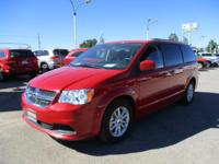 Introducing the 2016 Dodge Grand Caravan! Packed with