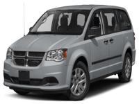 Options:  2016 Dodge Grand Caravan Sxt|Safety Equipment