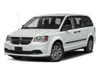 THIS WELL EQUIPPED SXT VAN HAS SUPER LOW MILES AND