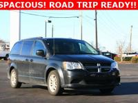Grand Caravan Dodge 2016 6-Speed Automatic FWD 3.6L V6
