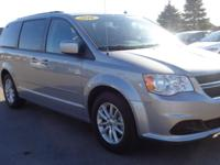 Introducing the 2016 Dodge Grand Caravan! Roomy,