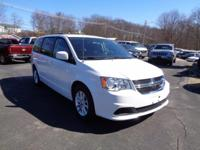 Certified Pre-Owned 2016 Dodge Grand Caravan SXT with