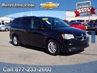 2016 Grand Caravan SXT!!! SECOND ROW BUCKET-POWER