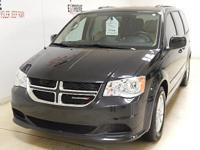 Options:  2016 Dodge Grand Caravan Sxt|Features Include