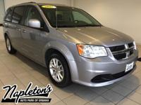 Recent Arrival! 2016 Dodge Grand Caravan in Silver, AUX