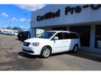 Options:  2016 Dodge Grand Caravan Sxt|Introducing The