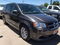 Options:  2016 Dodge Grand Caravan Sxt||1St|2Nd And 3Rd