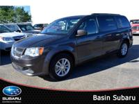Introducing the 2016 Dodge Grand Caravan! The safety