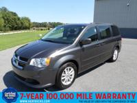 Check out this gently-used 2016 Dodge Grand Caravan we