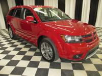OVERVIEW This 2016 Dodge Journey 4dr AWD 4dr R/T