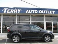 2016 Dodge Journey Crossroad / Front Wheel Drive (FWD)