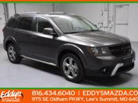Check out this gently-used 2016 Dodge Journey we
