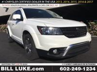Options:  2016 Dodge Journey Crossroad|All Performed