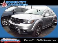 Introducing the 2016 Dodge Journey! Both practical and