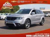 Options:  2016 Dodge Journey Crossroad|Crossroad 4Dr