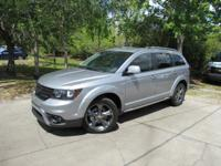 Options:  2016 Dodge Journey Crossroad|This 2016 Dodge