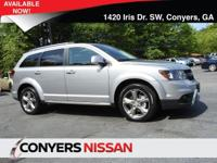 Look at this 2016 Dodge Journey Crossroad Plus. Its