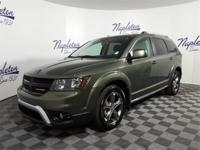 New Price! 2016 Dodge Journey Olive Green ** SERVICE