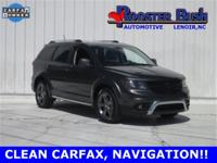 2016 DODGE JOURNEY CROSSROAD EDITION, AUTOMATIC