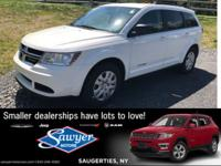 Introducing the 2016 Dodge Journey! Comprehensive style