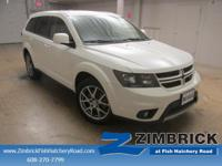 Options:  2016 Dodge Journey Awd 4Dr R/T|4-Wheel