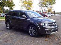 Options:  2016 Dodge Journey R/T|Clean Carfax. Carfax