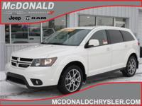 Options:  2016 Dodge Journey R/T All-Wheel Drive|Miles: