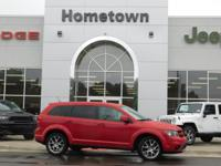 Options:  2016 Dodge Journey Awd 4Dr R/T|All Wheel