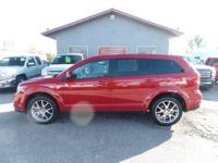 Options:  2016 Dodge Journey Navigation! 3Rd Row!