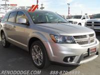 Options:  2016 Dodge Journey R/T|Billetsilver/|V6 3.6 L