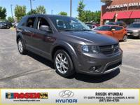 **HARD TO FIND** 2016 Dodge Journey R/T with only
