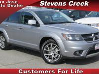 Options:  2016 Dodge Journey R/T|Silver|3.6L