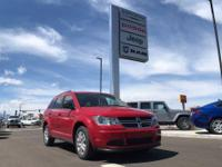 Options:  2016 Dodge Journey Se||1St|2Nd And 3Rd Row